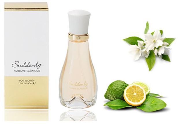 Suddenly Madame Glamour là lựa chọn hương nước hoa mùa hè cho nữ