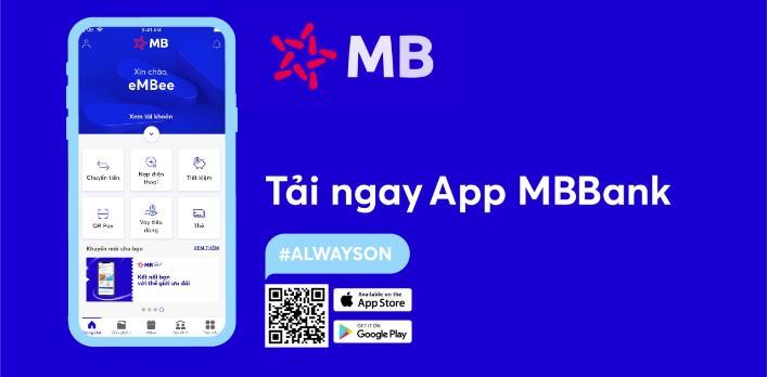 ngân hàng điện tử MBBank