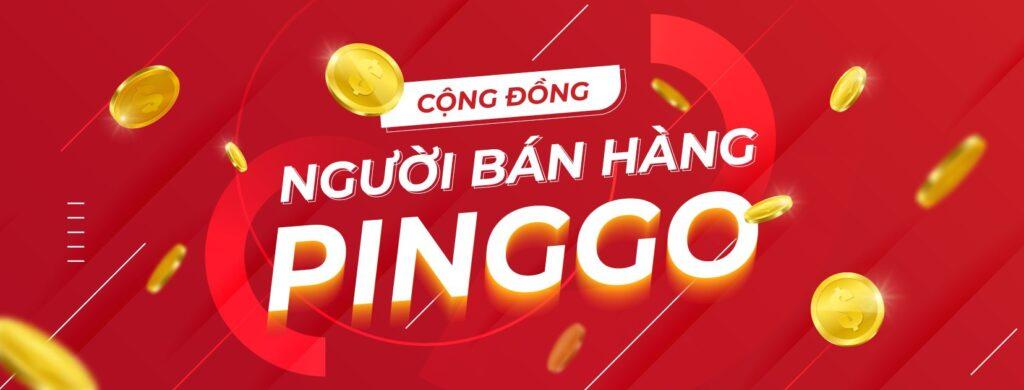 cộng đồng bán hàng online PingGo