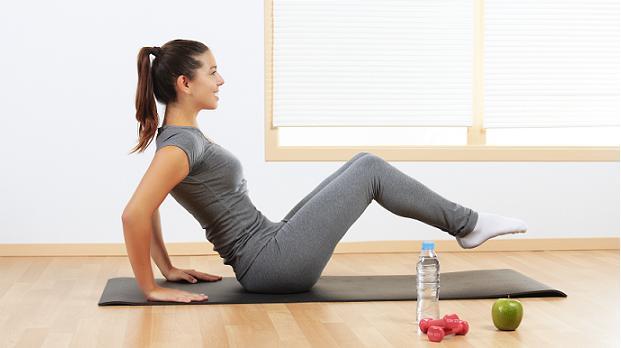Tập luyện tại nhà cải thiện sức khỏe, tăng sức đề kháng