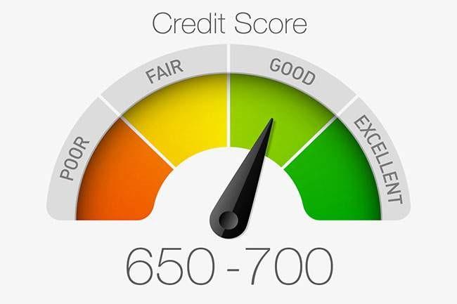Điểm tín dụng dựa vào các thông tin cụ thể trong báo cáo tín dụng