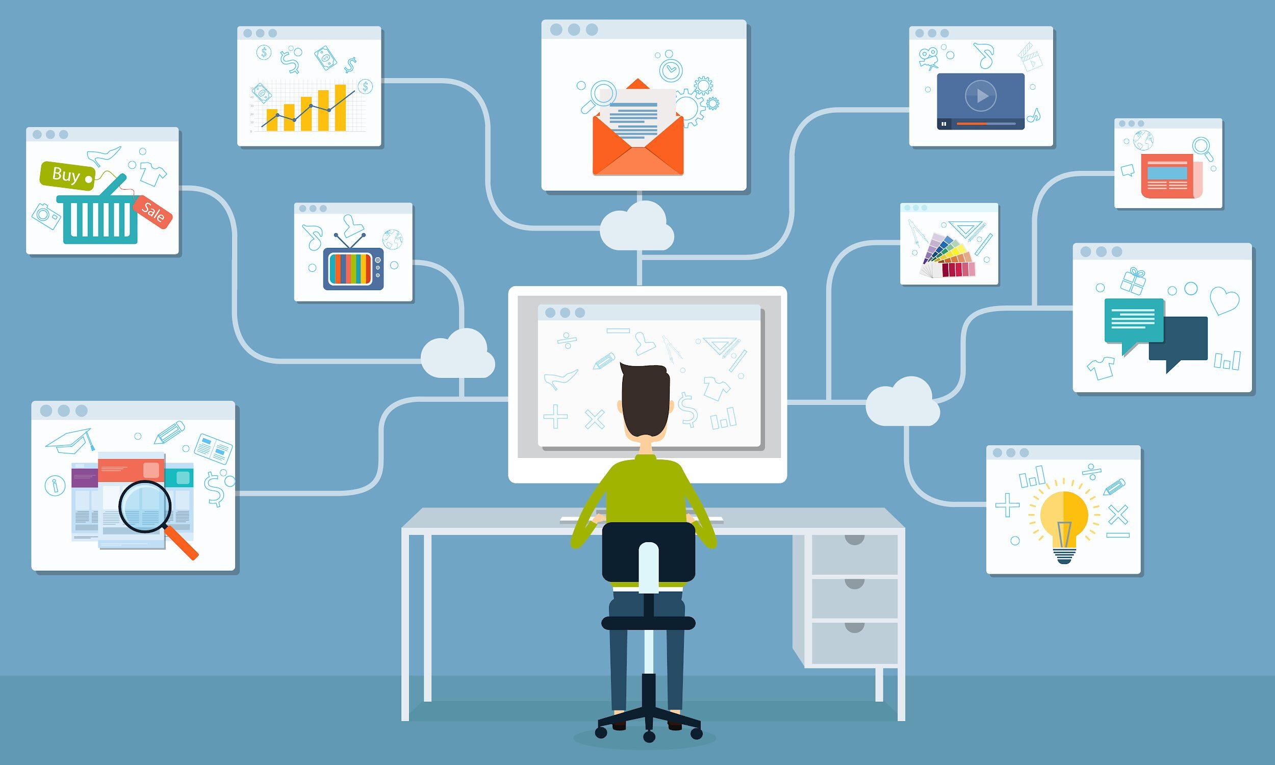 Khóa học online được thiết kế phù hợp với nhiều đối tượng