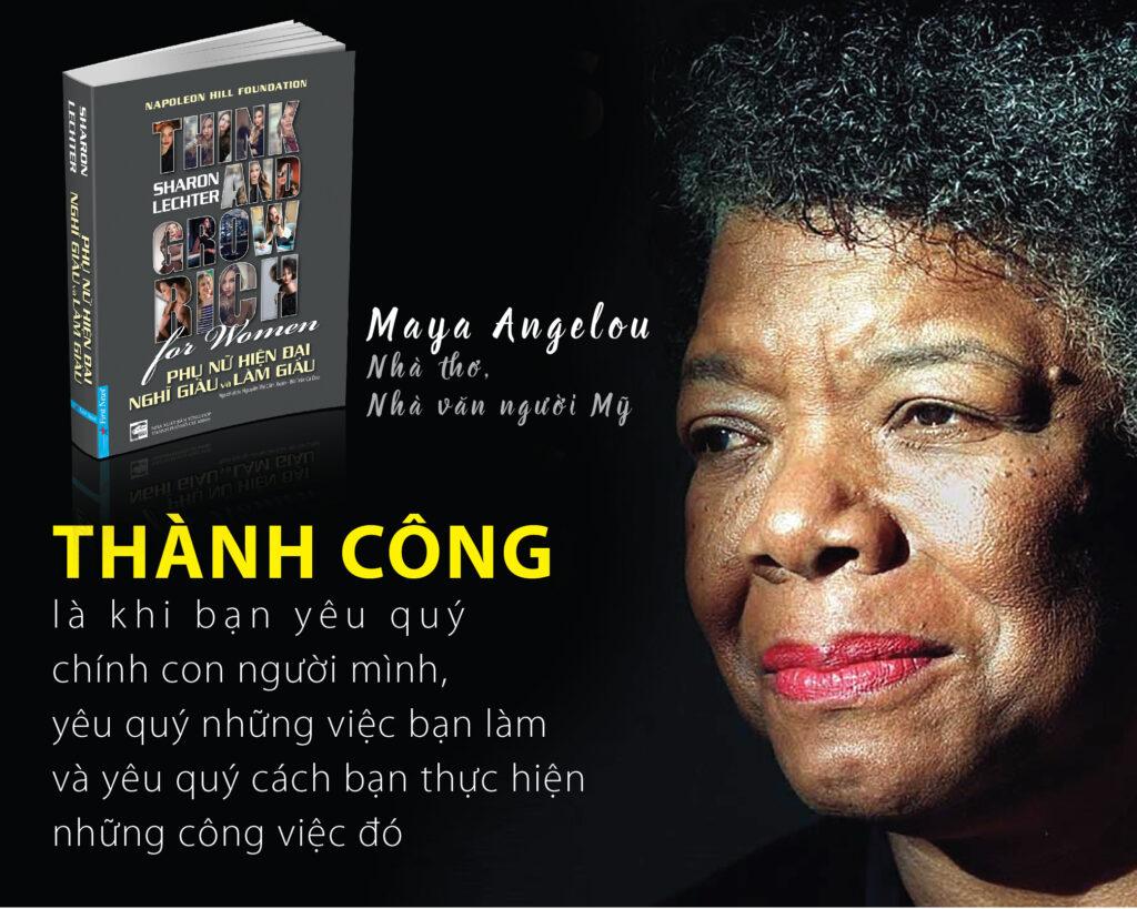 Phụ Nữ Hiện Đại Nghĩ Giàu Và Làm Giàu - Cuốn Sách Mang Đến Kim Chỉ Nam Thành Công, Hạnh Phúc Cho Một Nửa Thế Giới