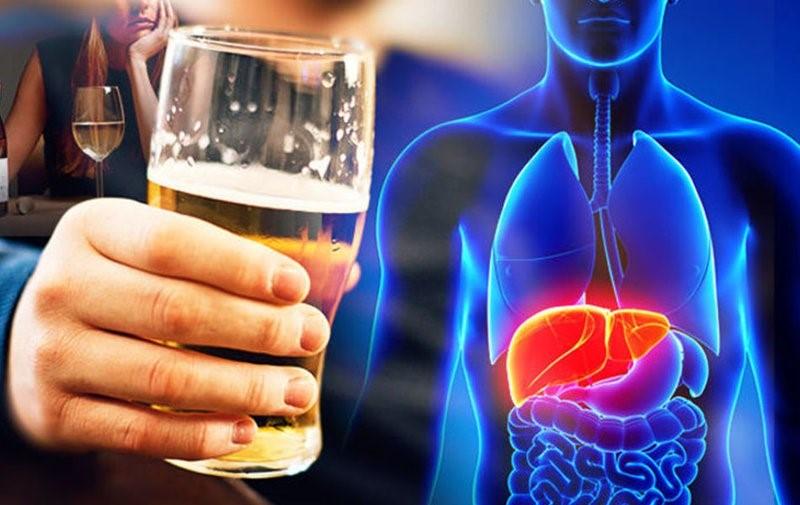 Uống bia vừa phải có tác dụng tốt đối với sức khỏe