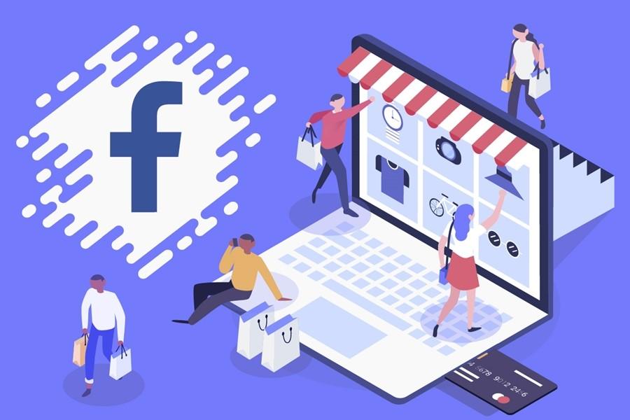 Nhiều người sử dụng Facebook vào mục đích bán hàng