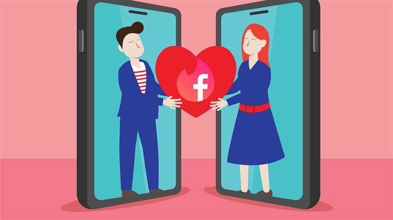 Facebook là ứng dụng giúp cho con người đến gần với nhau hơn