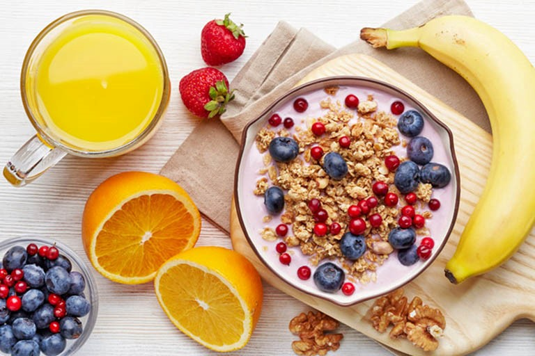 Chế độ dinh dưỡng hợp lý giúp đẩy lùi bệnh tật