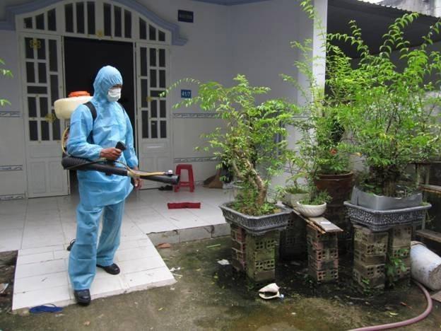 Cách bảo vệ sức khỏe trong mùa hè đó là tiêu diệt ruồi muỗi