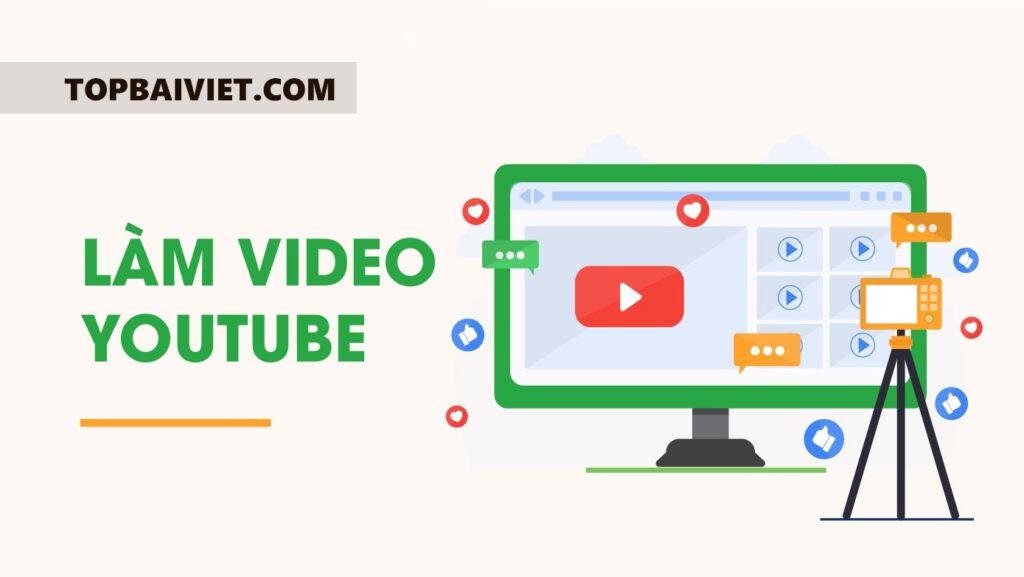 Kiếm tiền uy tín tại nhà bằng cách làm video upload lên youtube