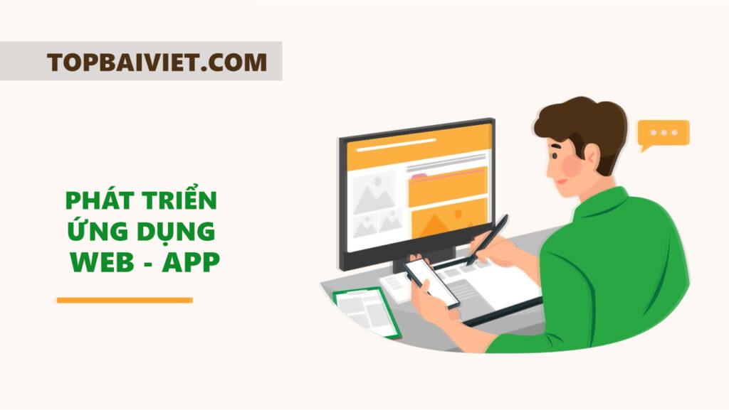 Phát triển ứng dụng web/app