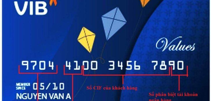 tra cứu số tài khoản ngân hàng