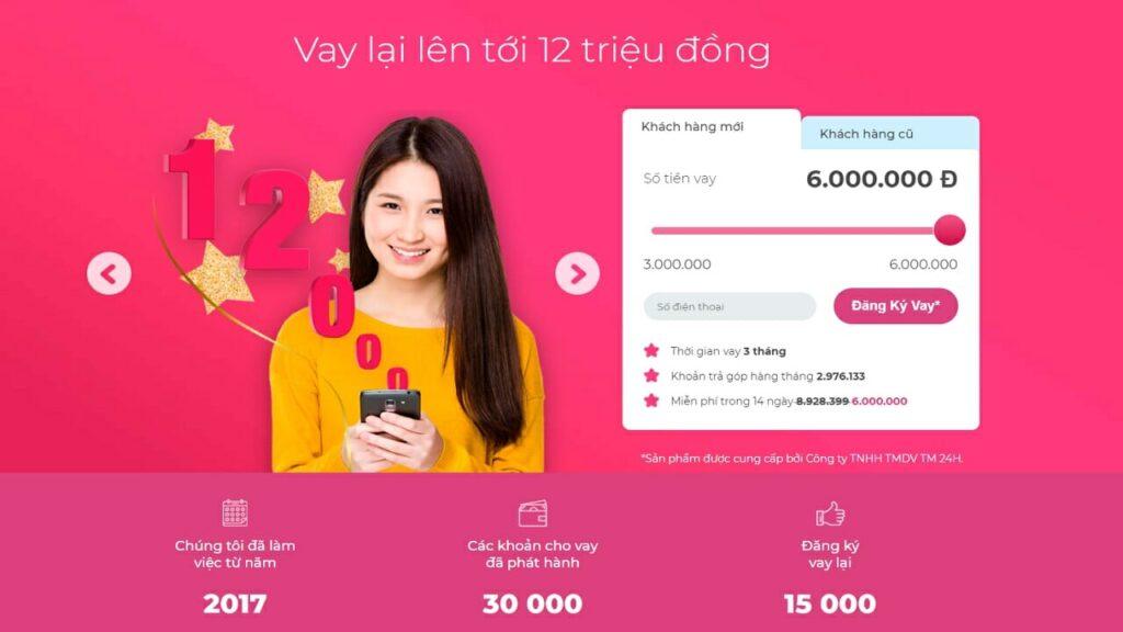 ATM Online: Vay Tiền Online, App Vay Tiền Siêu Nhanh