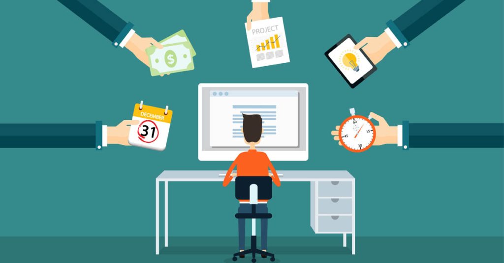 Freelancer cho phép bạn làm việc và kiếm tiền online ở mọi nơi mọi lúc