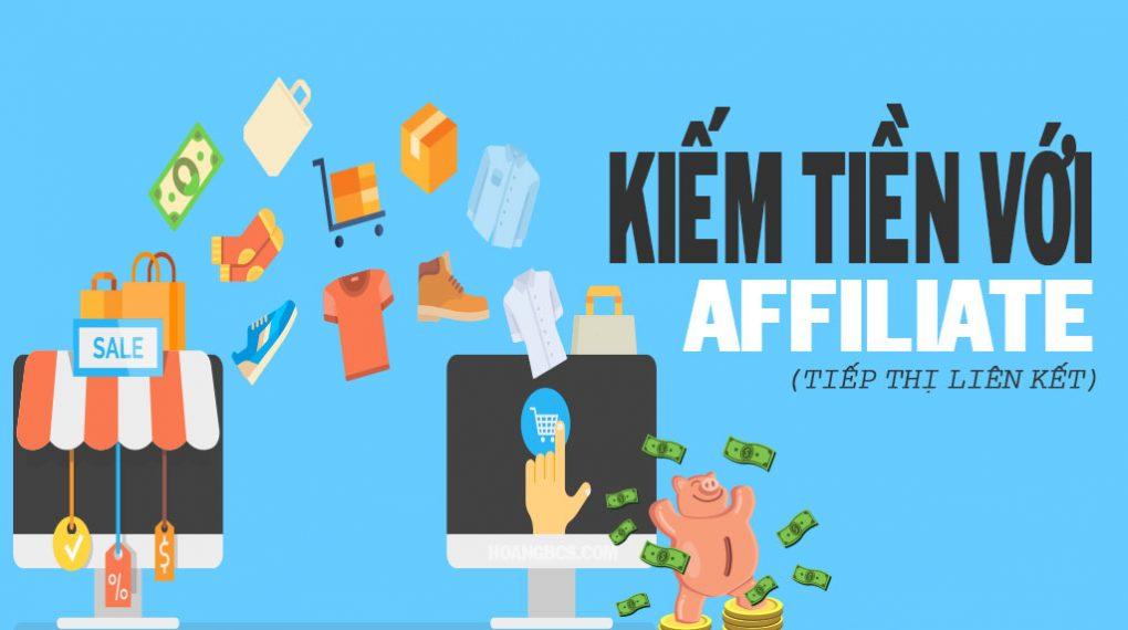 Làm affiliate kiếm tiền là một xu hướng kiếm tiền online hiệu quả.
