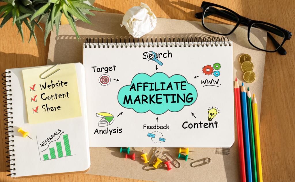 Content (nội dung) là yếu tố quan trọng khi làm affiliate kiếm tiền.
