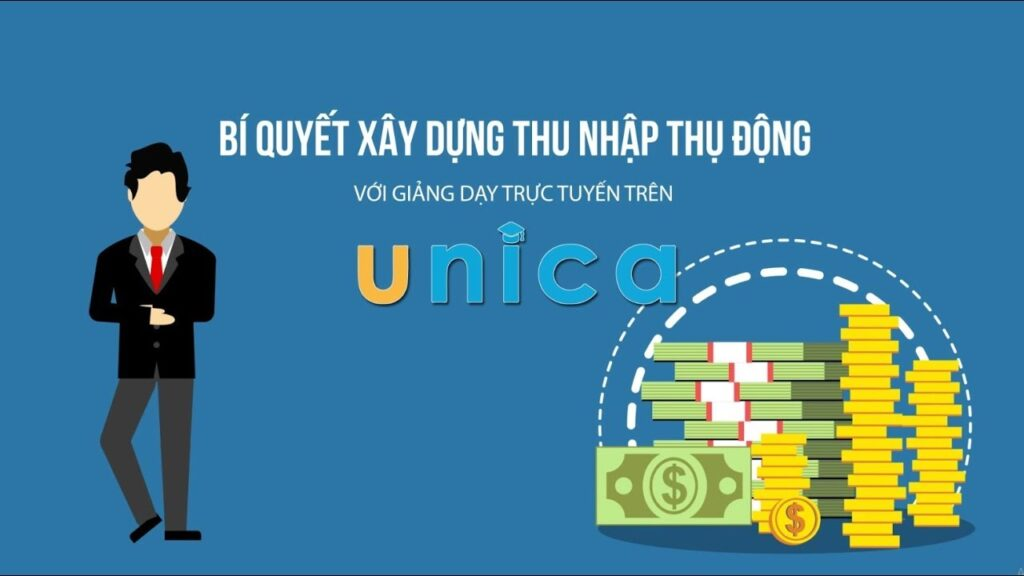 Web kiếm tiền mùa dịch Online Unica Affiliate
