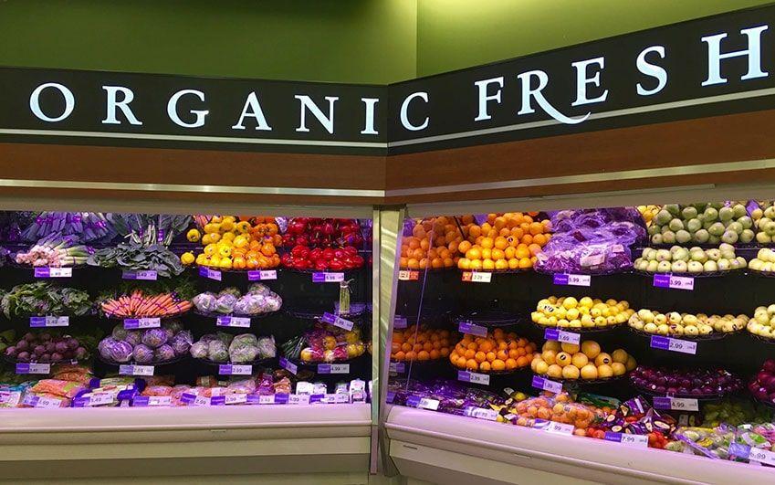 Thực phẩm hữu cơ là một lựa chọn kinh doanh sinh lãi cao