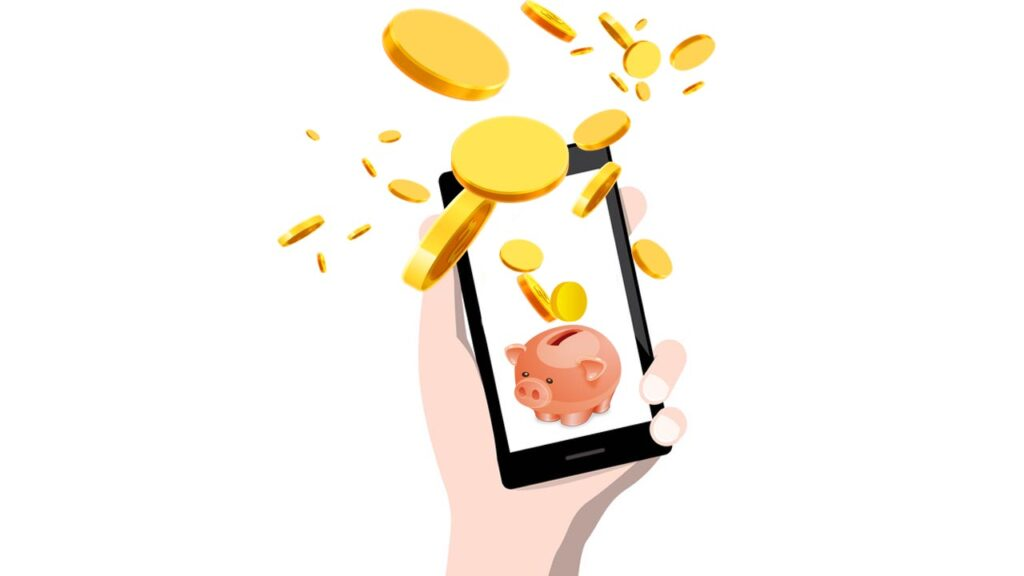 Ưu điểm của kiếm tiền trên điện thoại