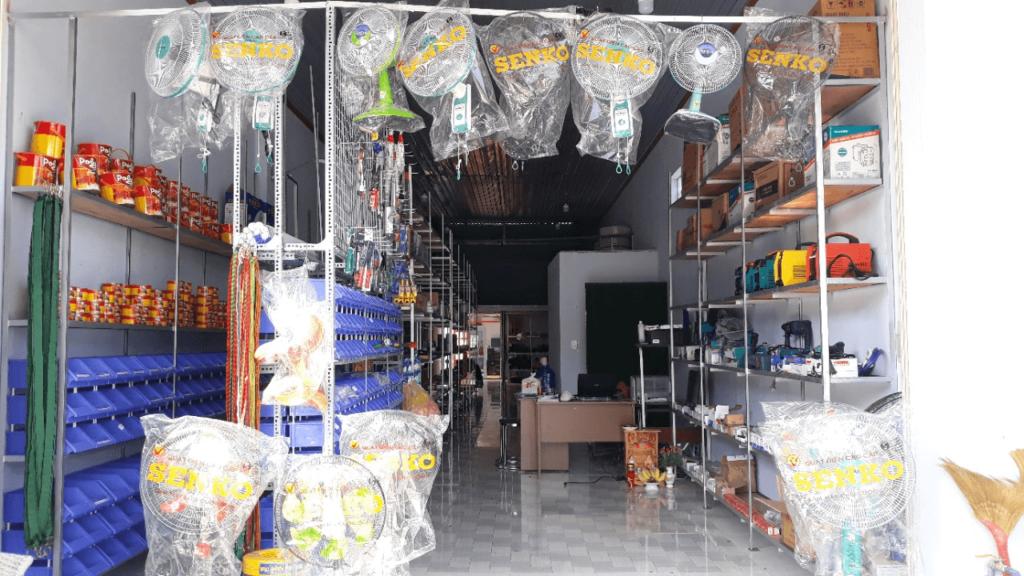 Ý tưởng kinh doanh tại nông thôn: Kinh doanh hàng điện gia dụng