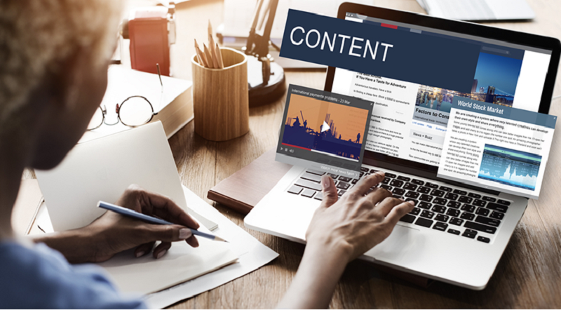 Làm gì sau dịch: Viết content