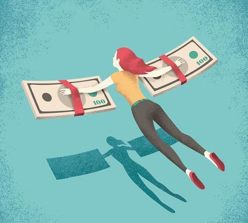 Tại sao chúng ta cần nỗ lực làm việc và kiếm tiền?