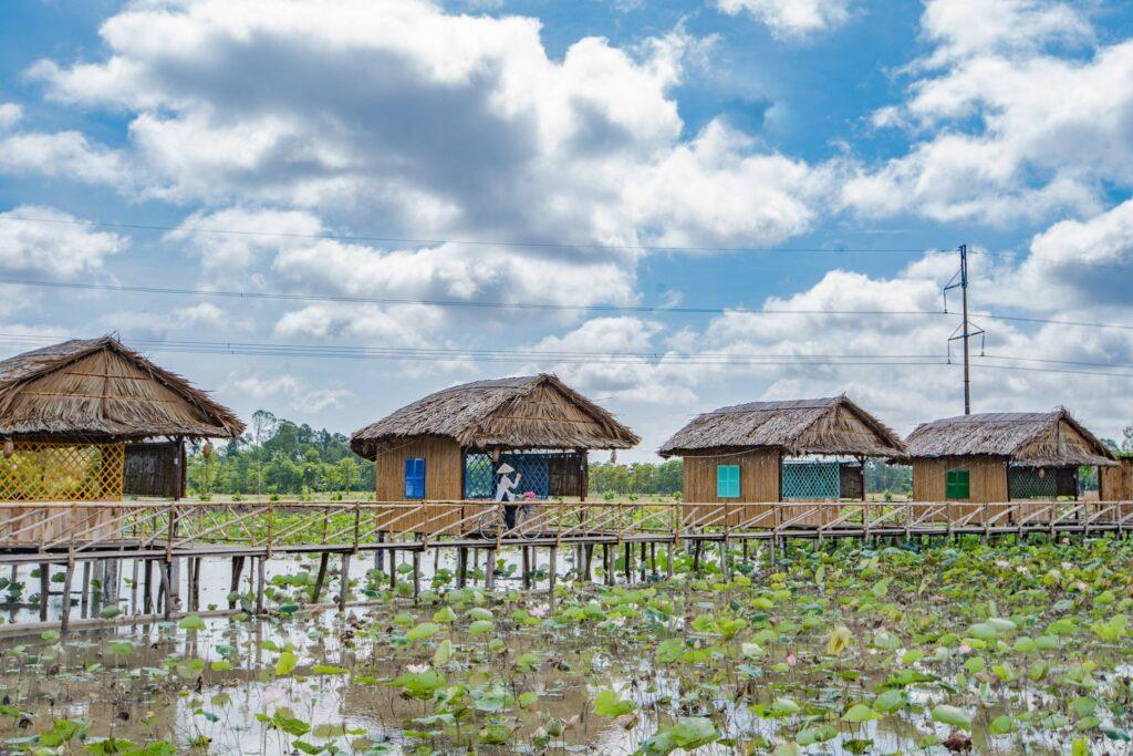 Ý tưởng kinh doanh nông thôn với mô hình khu du lịch sinh thái